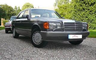 Mercedes 300 SE (W 126) Rent Hamburg