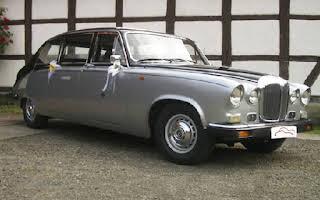 Jaguar Daimler DS 420 Rent Niedersachsen