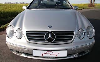 Mercedes CL 600 Rent Niedersachsen
