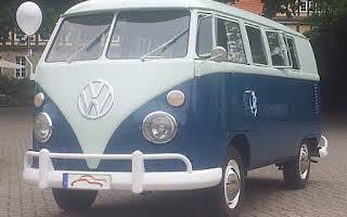 Volkswagen Bus T1 Rent Niedersachsen