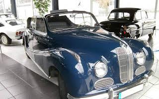 BMW 501 Rent Bayern