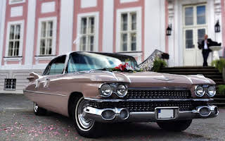 Cadillac Sedan de Ville Rent Berlin
