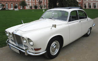 Jaguar 420 Rent Hessen