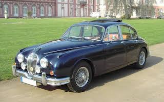 Jaguar MK 2 Rent Hessen