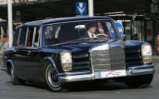 Mercedes 600 Pullmann Rent Baden-Württemberg