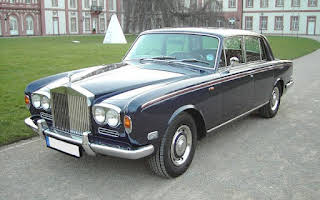 Rolls Royce Silver Shadow I Rent Hessen