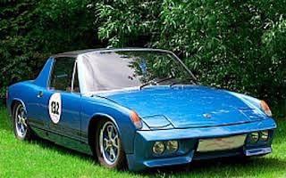 Porsche 914 Rent Niedersachsen