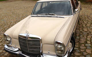 Mercedes-Benz 280 SE Rent Brandenburg