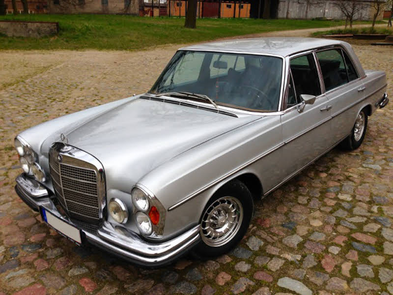 mercedes benz 300 sel 3 5 zur miete in uckermark. Black Bedroom Furniture Sets. Home Design Ideas