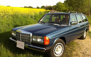 Mercedes-Benz 300 TD Rent Brandenburg