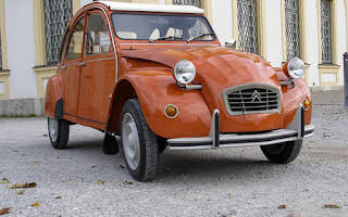 Citroen 2 CV Rent Bayern