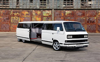 Volkswagen T3 Superstretchlimousine Rent Berlin