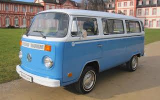 Volkswagen Bus T2 Rent Hessen
