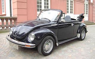 Volkswagen Käfer Cabriolet Rent Hessen