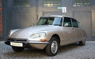 Citroen DS 21 Rent Berlin