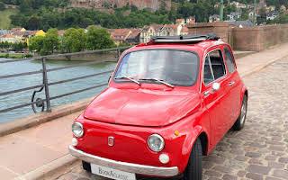 Fiat Cinquecento Rent Baden-Württemberg