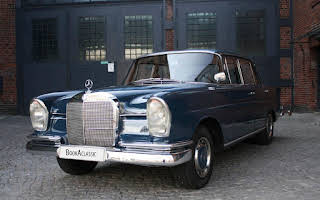 Mercedes-Benz 220 SB Rent Berlin