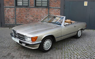 Mercedes-Benz 300 SL Rent Berlin