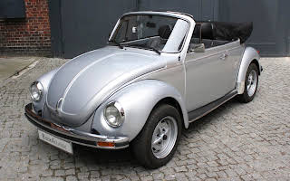 Volkswagen Käfer 1303 Cabrio Rent Berlin