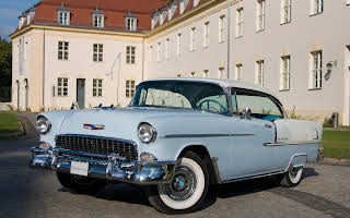 Chevrolet Bel Air Rent Berlin